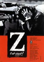 Poster Z - L'orgia del potere  n. 2
