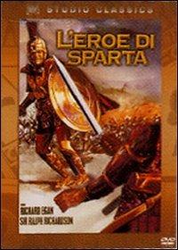 Locandina L'eroe di Sparta