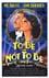 Poster Essere o non essere