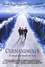 Locandina Commandments