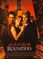 Poster Il Giocatore - Rounders  n. 0
