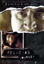 Locandina Il viaggio di Felicia