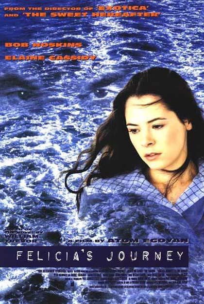 Poster Il viaggio di Felicia