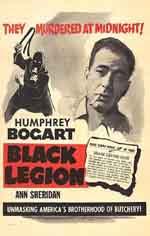 Locandina Legione nera