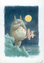 Poster Il mio vicino Totoro  n. 9