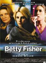 Locandina Betty Fisher