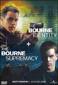 Locandina The Bourne Identity - The Bourne Supremacy
