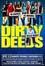Poster Dirty Deeds. Le regole del gioco