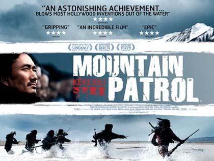 Poster Mountain Patrol