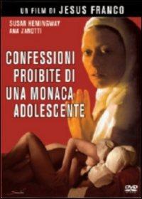 Locandina Confessioni proibite di una monaca adolescente