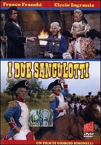 Locandina I due sanculotti