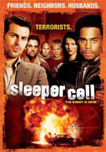 Poster Sleeper Cell  n. 0