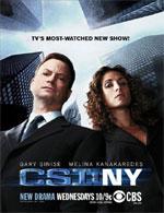 Locandina CSI: New York