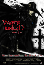 Poster Vampire Hunter D - Bloodlust  n. 0
