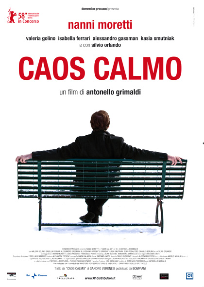 Locandina italiana Caos calmo