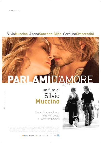 Locandina italiana Parlami d'amore