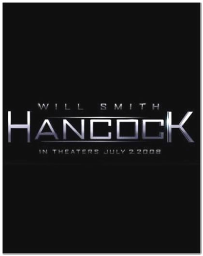Poster Hancock