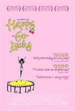 Poster La felicità porta fortuna - Happy Go Lucky  n. 5