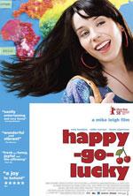 Poster La felicità porta fortuna - Happy Go Lucky  n. 6