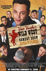 Locandina Wild West Comedy Show: 30 Days & 30 Nights - Hollywood to the Heartland