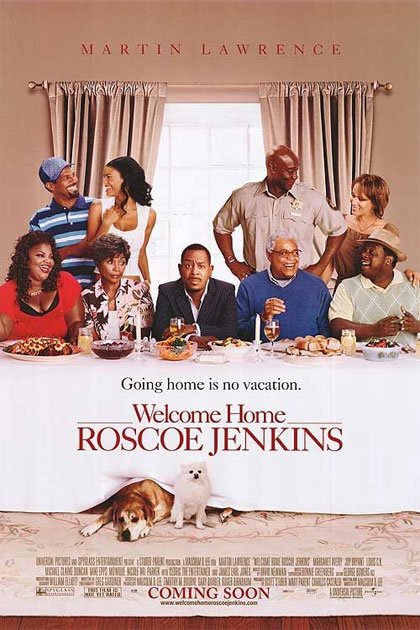 Premium Comedy Welcome Home, Roscoe Jenkins -