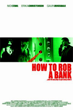Trailer How to Rob a Bank