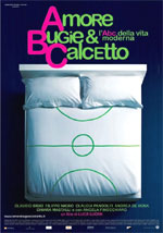 Poster Amore, bugie e calcetto  n. 0