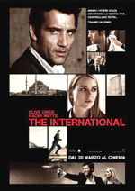 Poster The International  n. 0