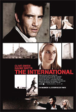 Poster The International  n. 1