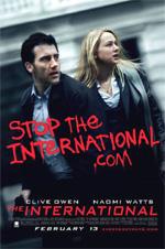 Poster The International  n. 3