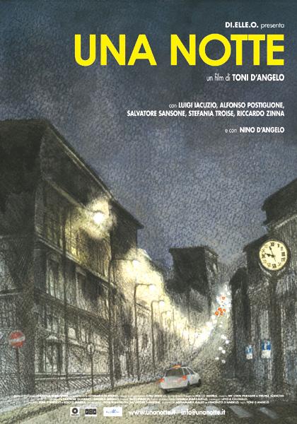 Locandina italiana Una notte