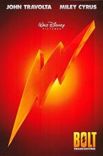 Poster Bolt - Un eroe a quattro zampe  n. 1