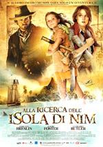 Poster Alla ricerca dell'isola di Nim  n. 0
