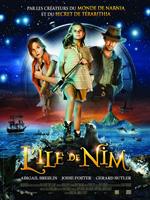 Poster Alla ricerca dell'isola di Nim  n. 1