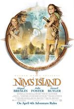 Poster Alla ricerca dell'isola di Nim  n. 2