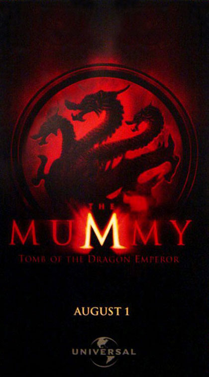 Poster La mummia - La tomba dell'imperatore Dragone