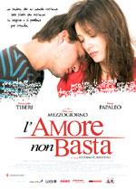 Poster L'amore non basta  n. 0