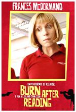 Poster Burn After Reading - A prova di spia  n. 10