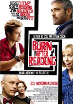 Poster Burn After Reading - A prova di spia  n. 11