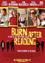Poster Burn After Reading - A prova di spia  n. 12