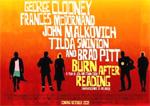 Poster Burn After Reading - A prova di spia  n. 2