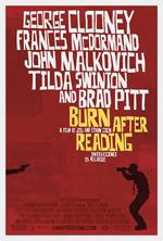 Poster Burn After Reading - A prova di spia  n. 3