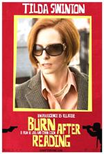 Poster Burn After Reading - A prova di spia  n. 8