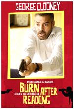 Poster Burn After Reading - A prova di spia  n. 9