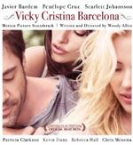 Cover CD Colonna sonora Vicky Cristina Barcelona