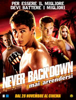 Poster Never Back Down  n. 0