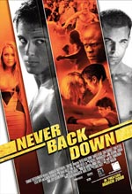 Poster Never Back Down  n. 1