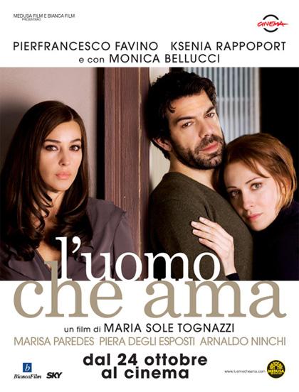 Locandina italiana L'uomo che ama