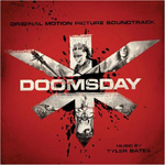 Cover CD Colonna sonora Doomsday