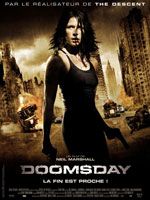 Poster Doomsday  n. 1